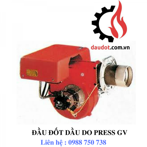 ĐẦU ĐỐT DẦU DO RIELLO PRESS GV